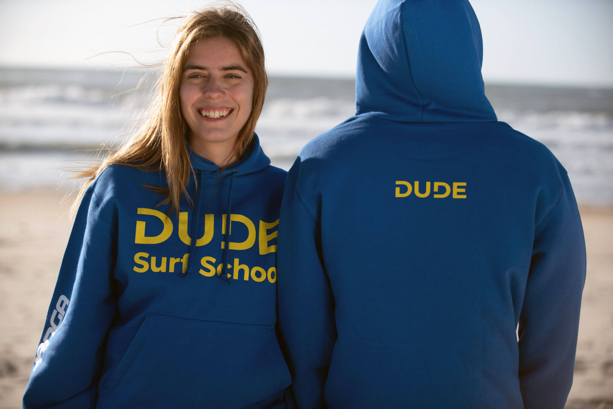 Hoodie Dude – Royal Blue