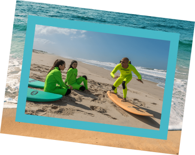 Regras de segurança Surf